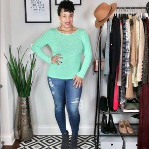 Rachel Zoe Knit Karla Sweater